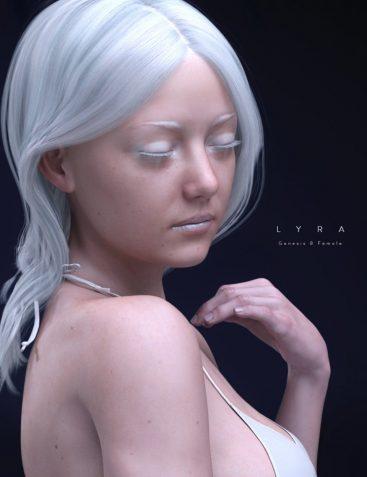 Lyra HD for Genesis 8 Female