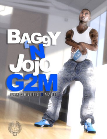 BAGGY 'N JOJO G2M for Genesis 2 Males