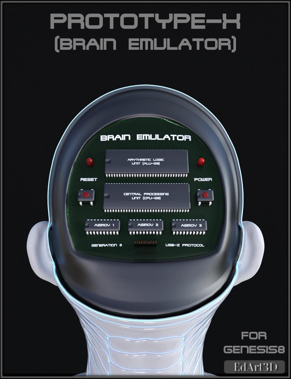 PROTOTYPE-X (Brain Emulator) for G8F