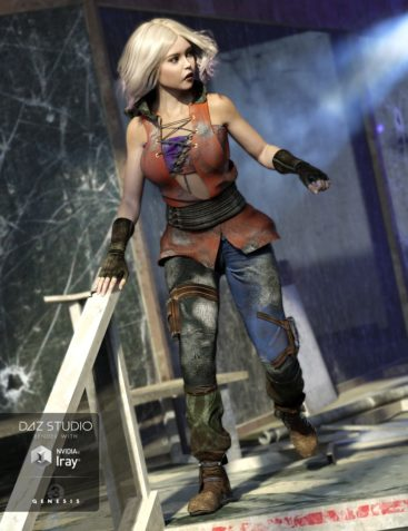 Aftermath: Evade for Genesis 3 Female(s)