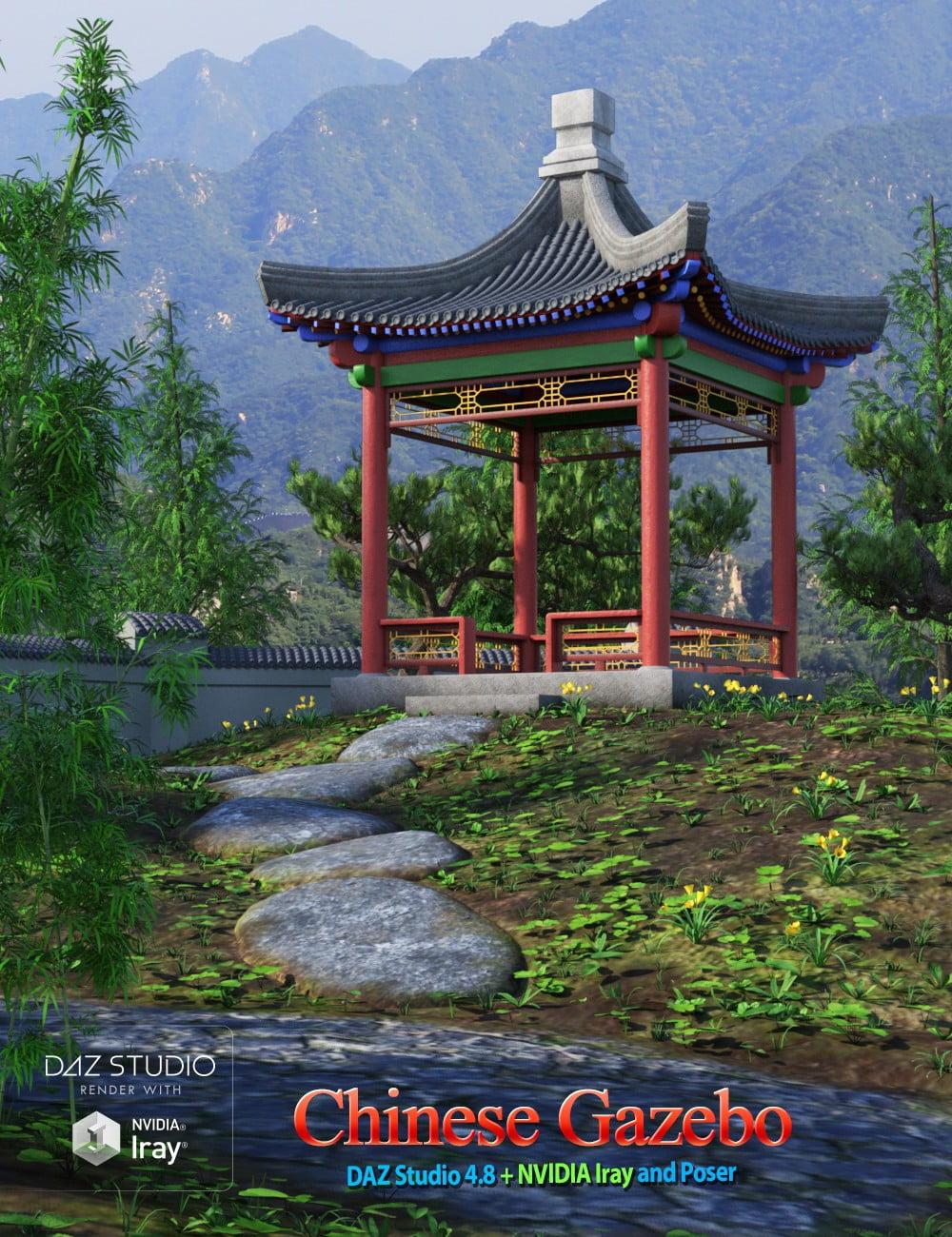 Chinese Gazebo
