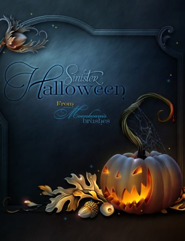 Moonbeam's Sinister Halloween