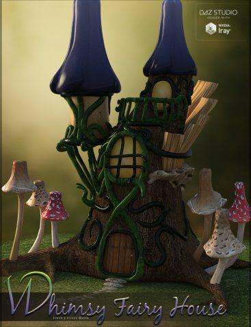 Whimsy Fairy House