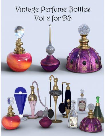 Vintage Perfume Bottles Vol 2 - DS