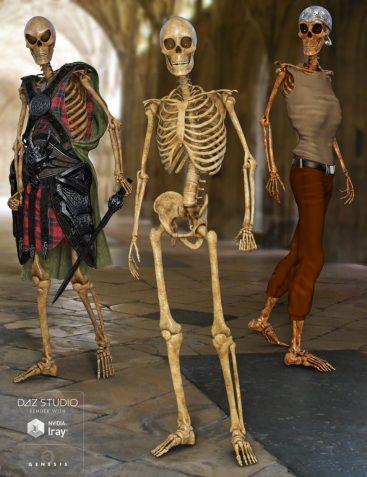 Midnight Skeleton