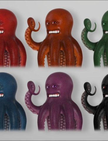 OTTO - The Mad Octopus