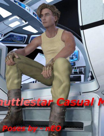 Casual M7 For Shuttlestar