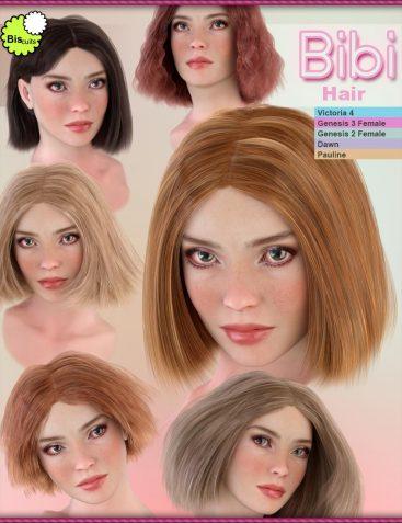 Biscuits Bibi Hair