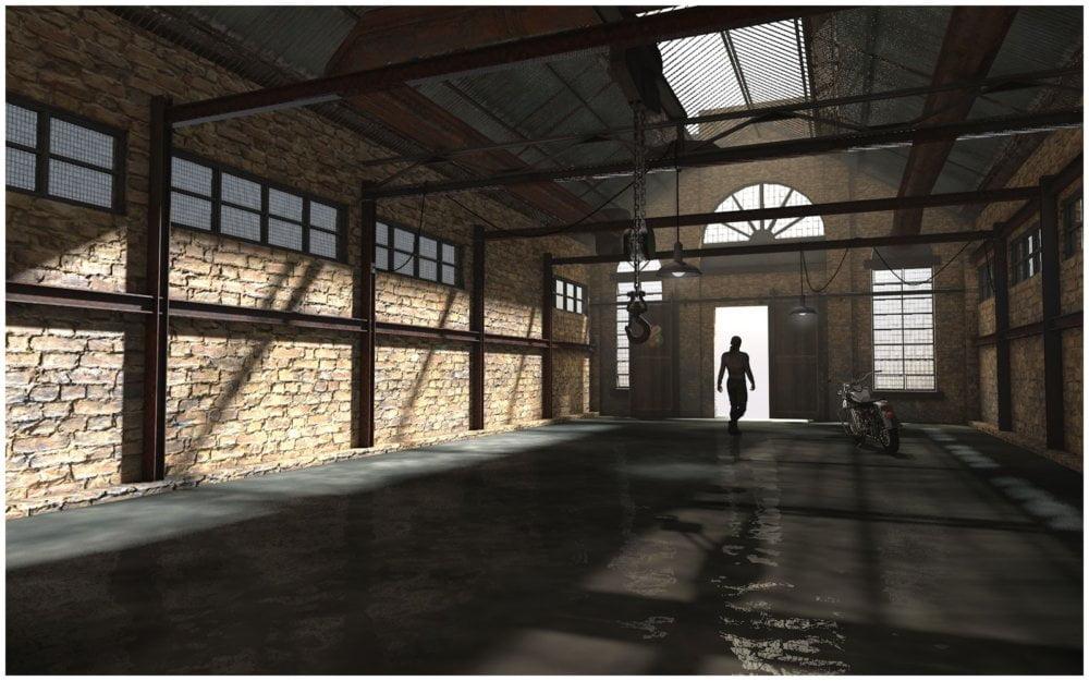 Workshop - scenes-props, daz-poser-carrara