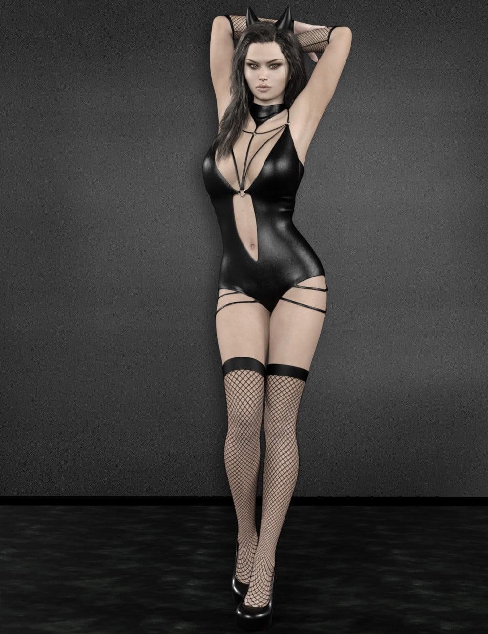 Sexy Devil for Genesis 3 Female(s)