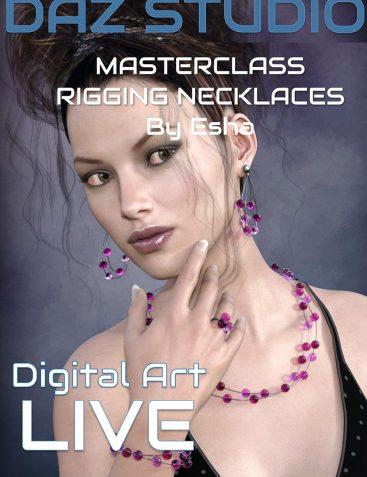 Daz Studio Masterclass : Rigging Necklaces