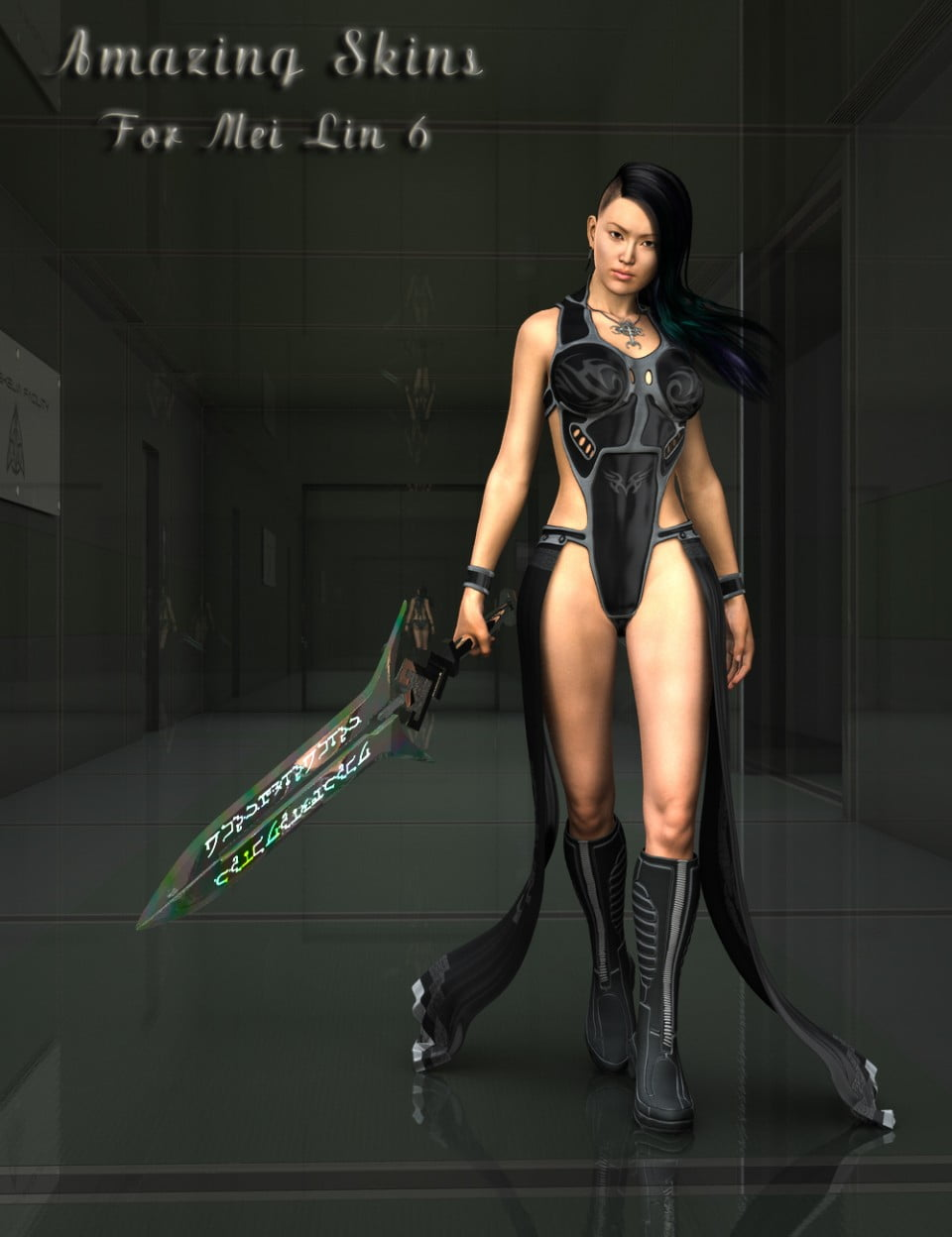 Amazing Skins For Mei Lin 6
