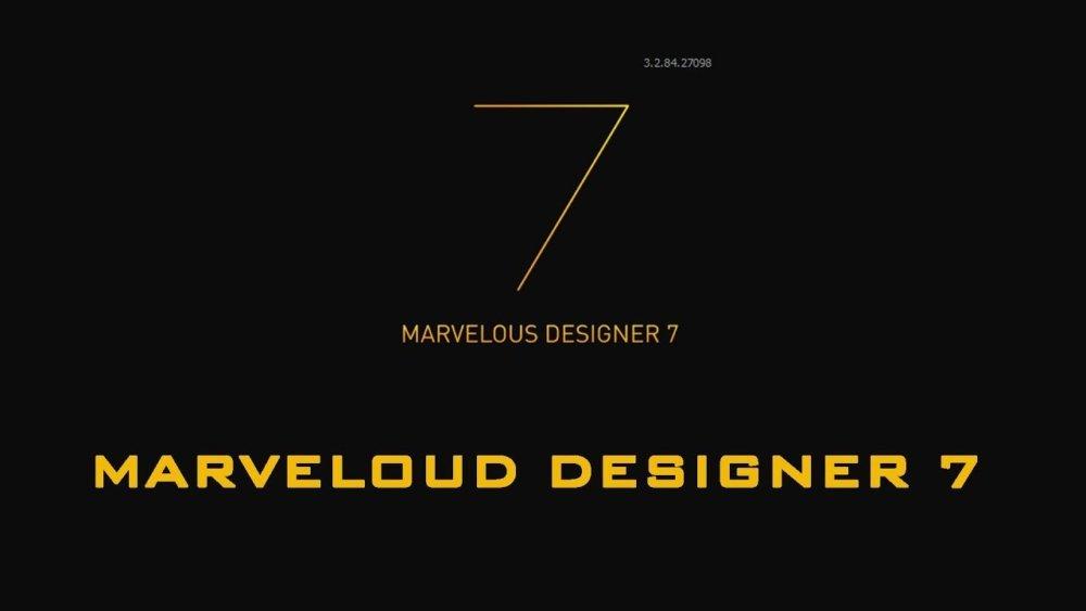 Marvelous Designer 7 Enterprise v3.2.123.30062 64 Bit - modeling, resources
