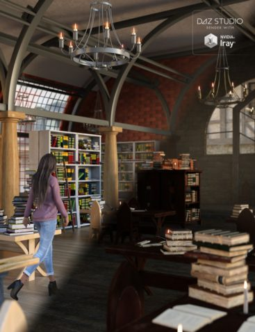The Fantastic Library