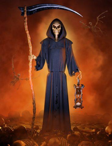 dForce Angel of Death for Midnight Skeleton