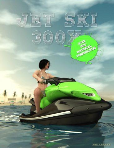 Jetski 300X