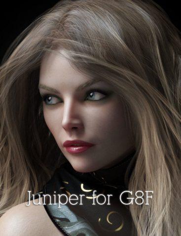 Juniper for Genesis 8 Female