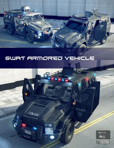 SWAT Armored Vehicle