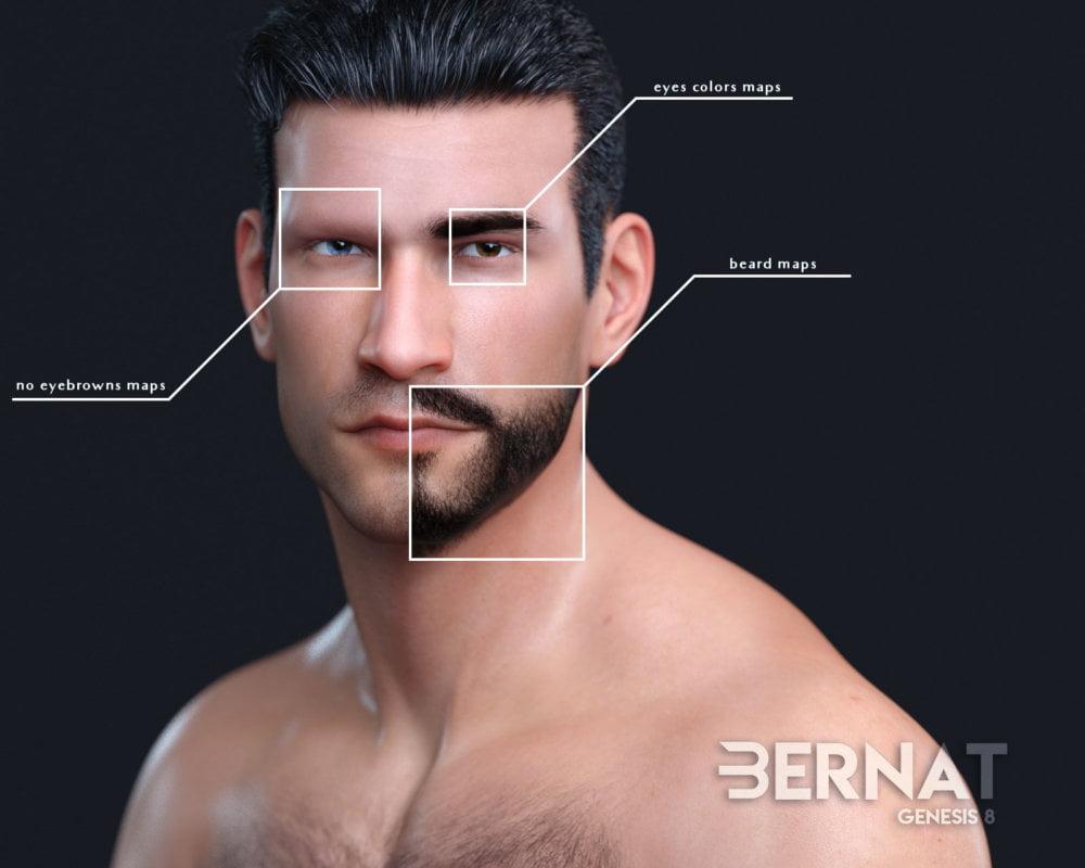 Bernat for Genesis 8 Male