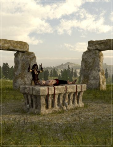 Easy Environments: Witchcraft: Sacrifice
