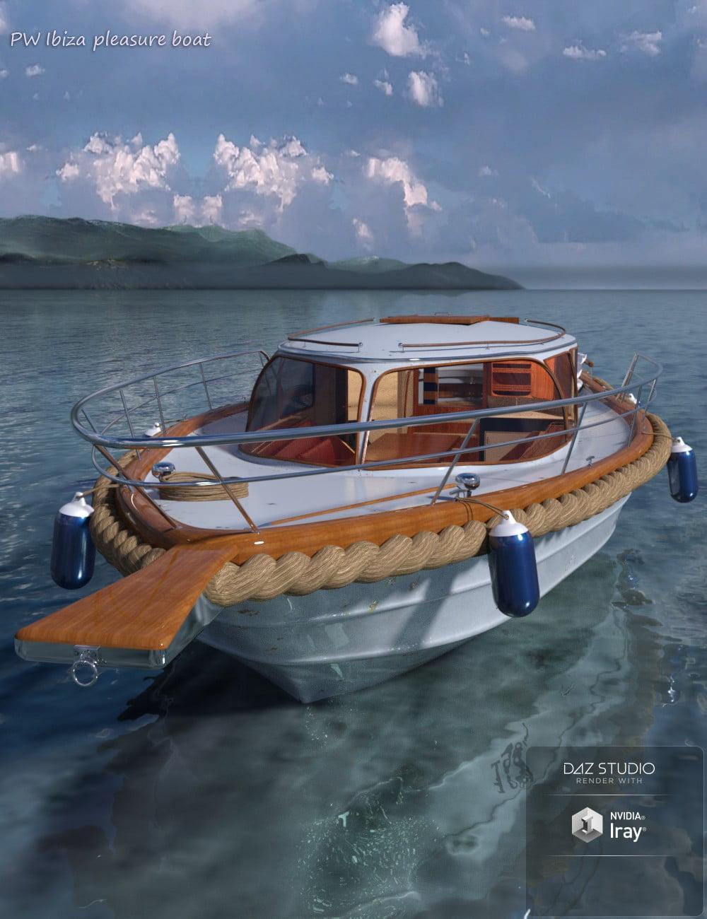 PW Ibiza Pleasure Boat