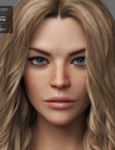 Ekaterina for Genesis 8 Female