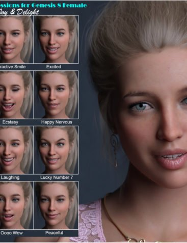 IG 100 Useful Expressions for Genesis 8 Female