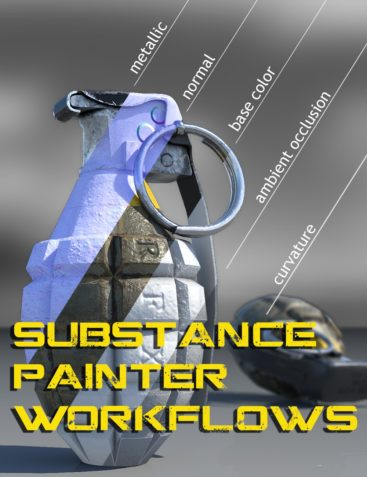 Substance Painter Workflows