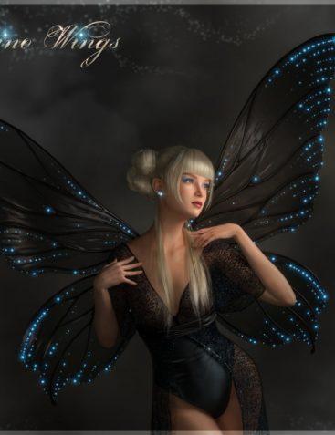 Lumino Wings for G3F & G8F