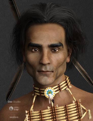Phx Ohanzi for Genesis 8 Male