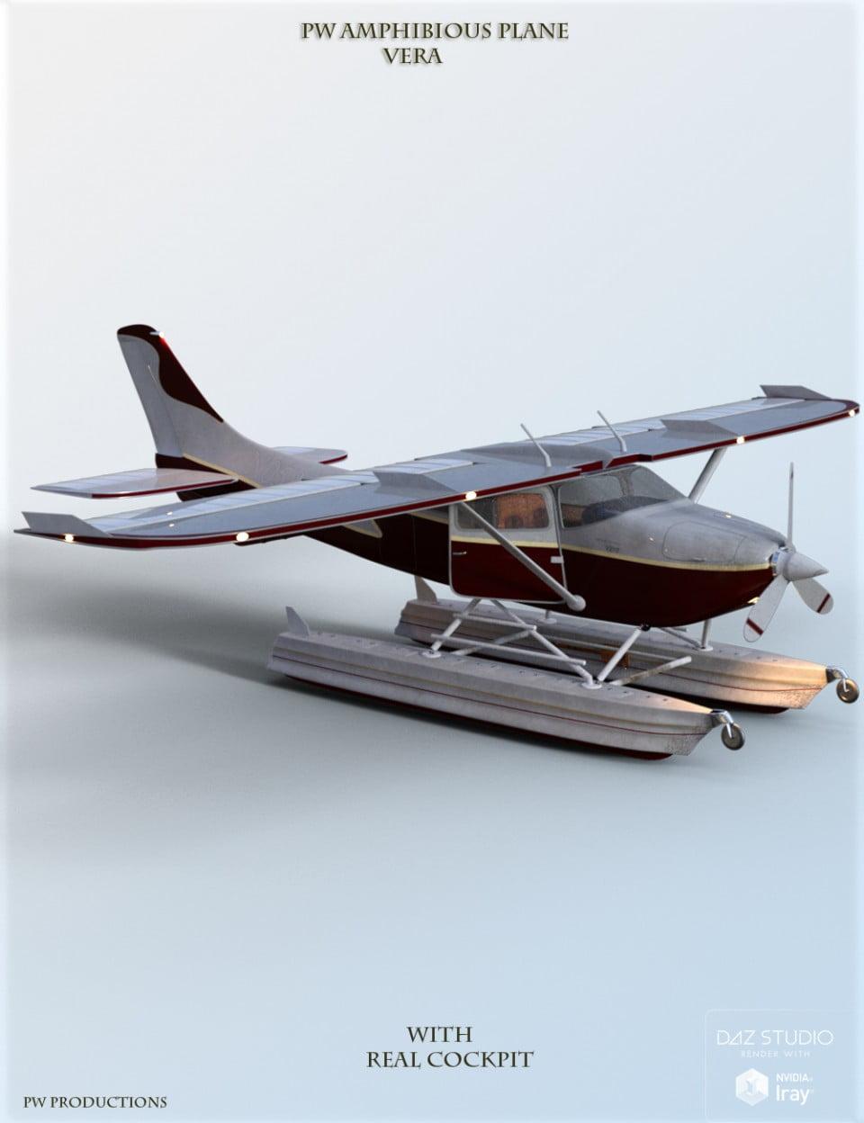 PW Amphibious Plane