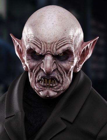 The Count HD for Genesis 8 Male