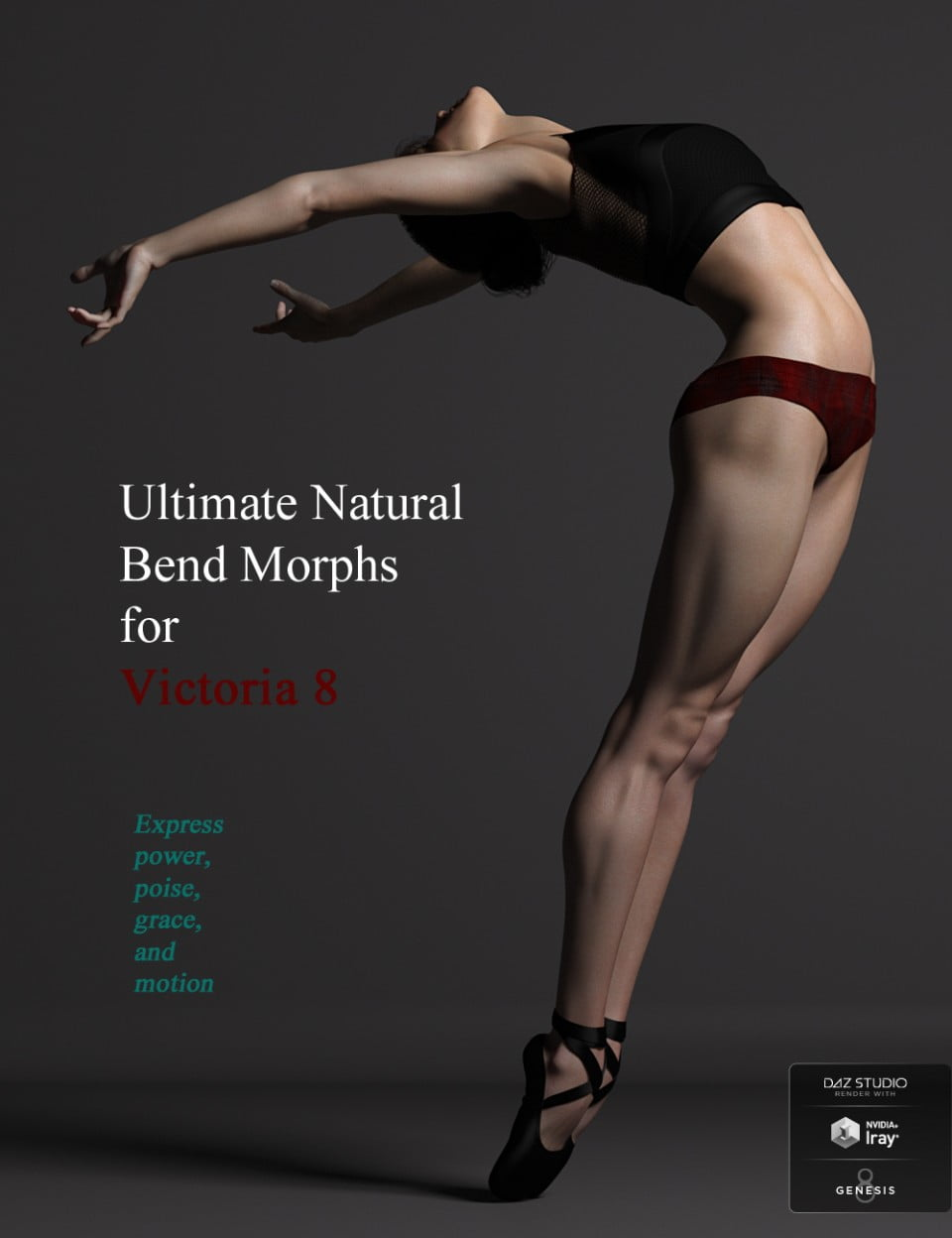Ultimate Natural Bend Morphs for Victoria 8