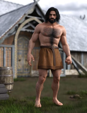 Lord of the Bears HD for Genesis 2 Male