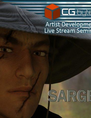 ArtDev DarkVoid Exploration Unit Sarge For G3 Male