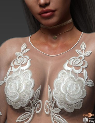 Breasts Morphs for G8F Vol 2