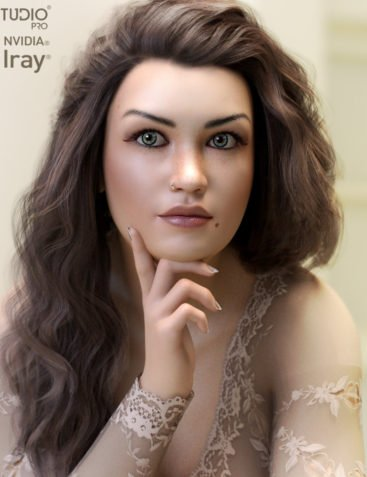 ESS Aarna for Genesis 8 Female