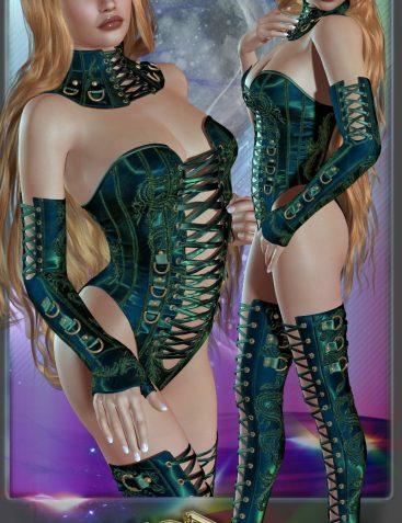 D'ACCORD - Miss-Tressa & Venus-Boots