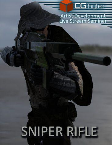 ArtDev DarkVoid Exploration Unit Sniper Rifle