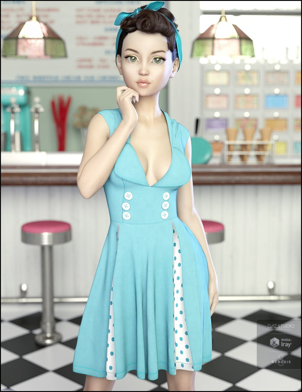 Hazel for The Girl 8