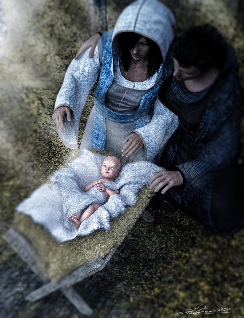 Nativity Prop Set
