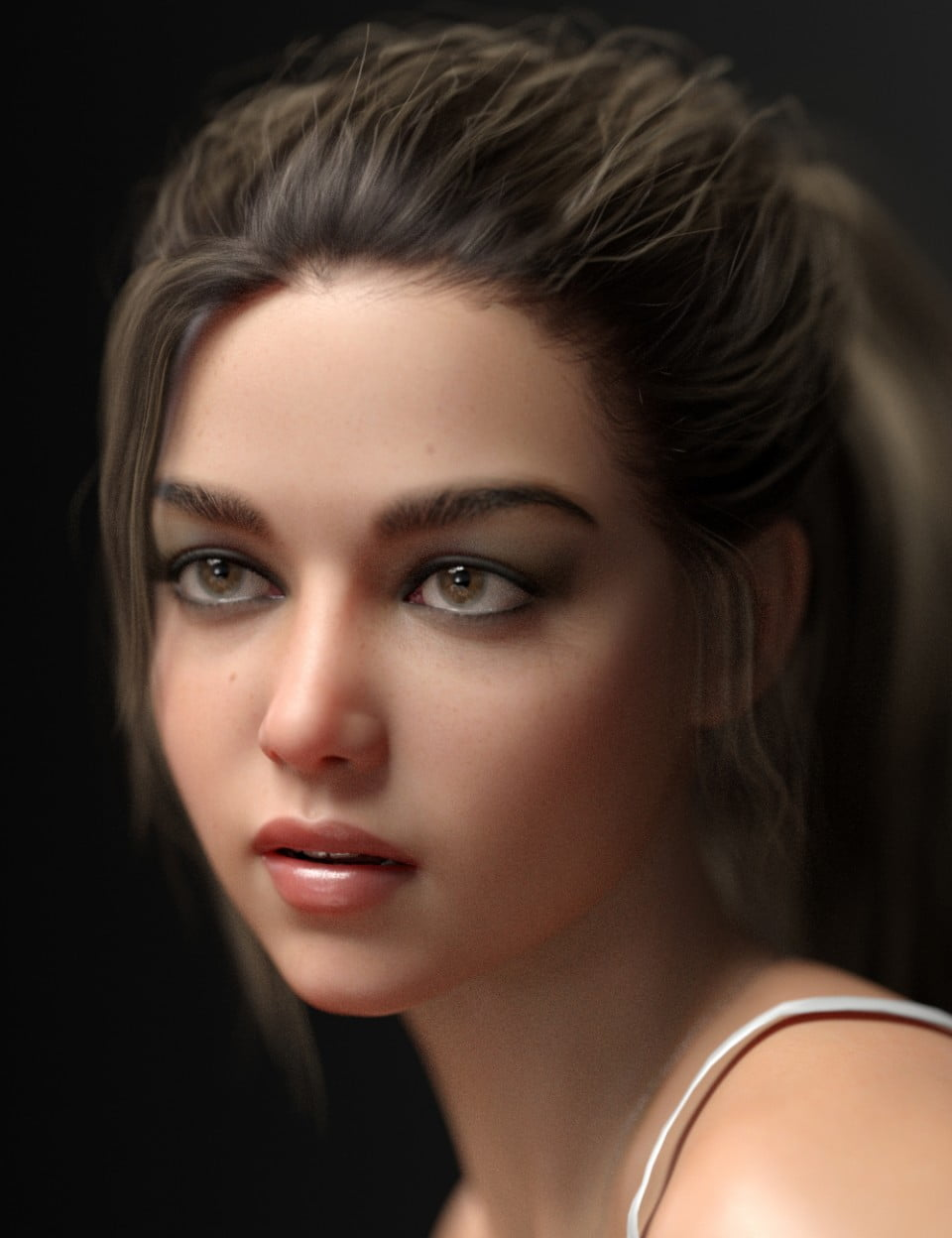 Biljana HD for Genesis 8 Female