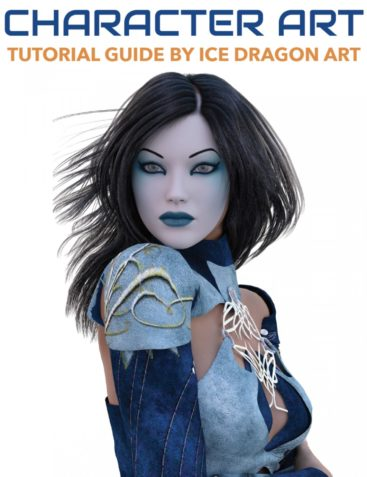 Character Art : A Tutorial Guide by Ice Dragon Art