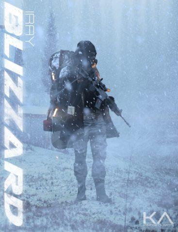 Iray Blizzard