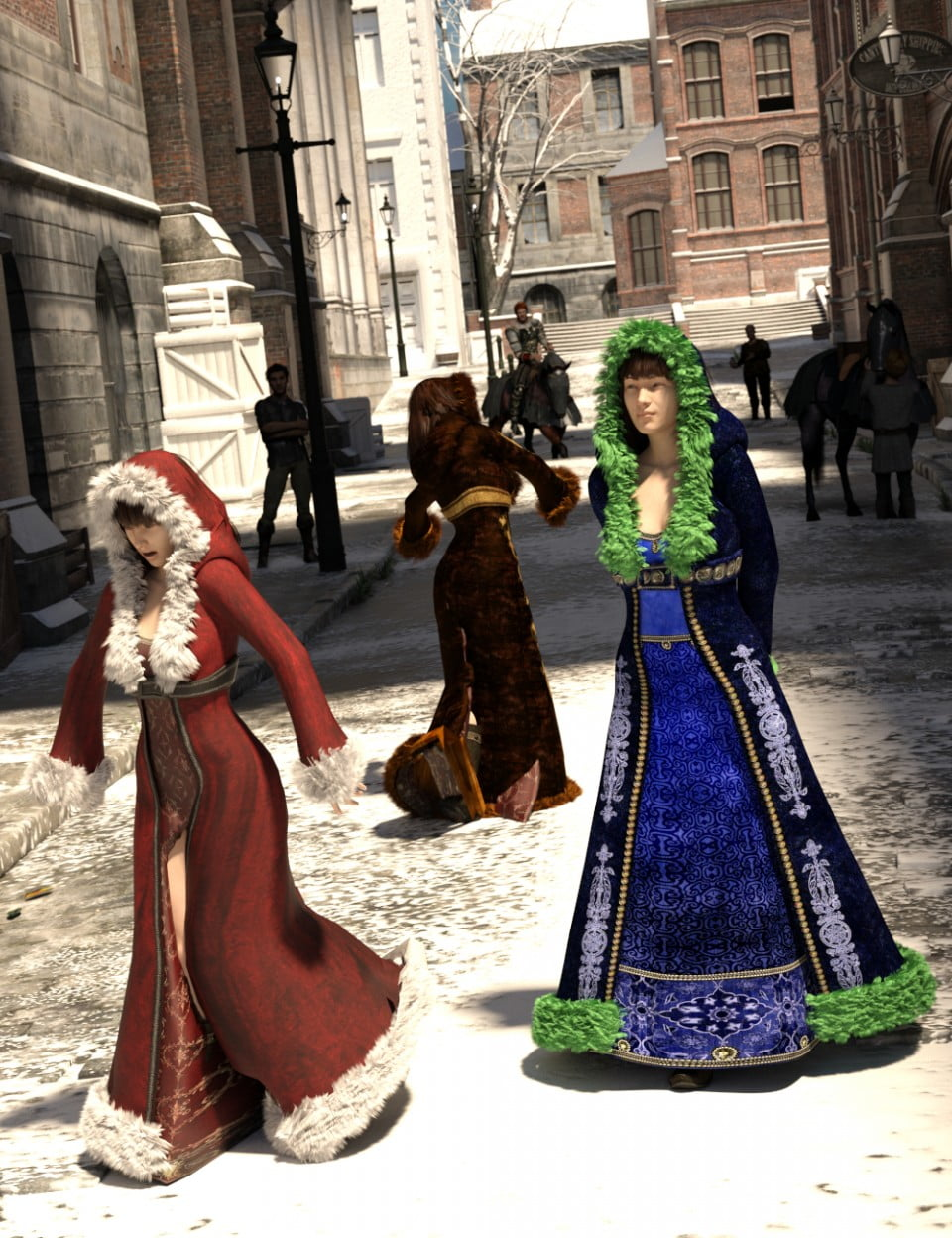 RSSY Clothing Converter from Genesis to Genesis 8 Female
