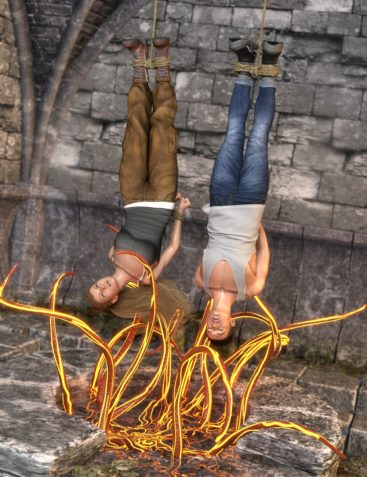 SY Tied Up! 2 Genesis 8