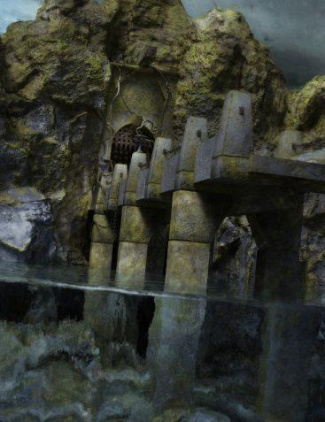 Lost Gate Texture Set for Niflheim's Gate