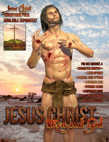 Jesus Christ - Man and God