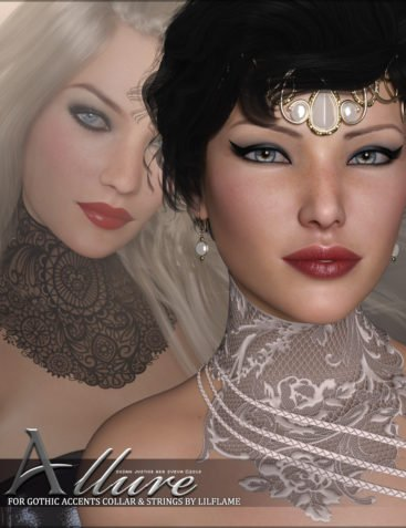 Allure for dForce Gothic Accents