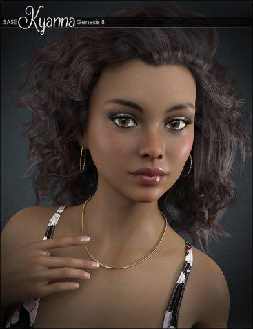 SASE Kyanna for Genesis 8